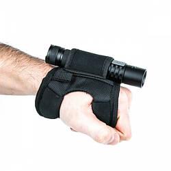 Б Крепление для фонарей (Крепление на руку для фонарей маленькое, диаметр фонаря 30-40) (BHolster)