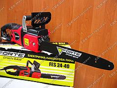 Цепная электропила Forte FES 24-40