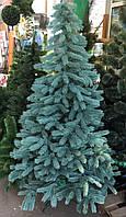Елка литая голубая 150 (см) иголки литая леска