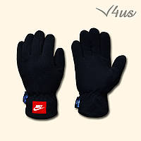Зимние теплые перчатки Nike / Найк