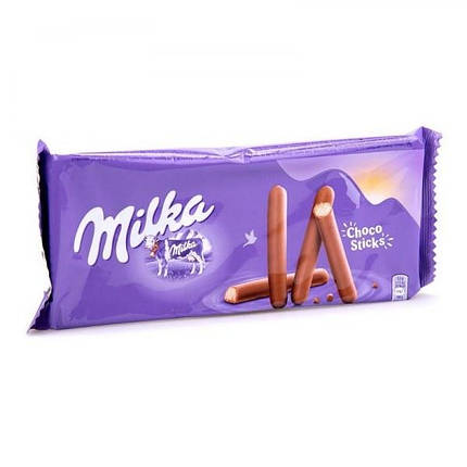 Печенье Milka Choco Cticks 112 гр., фото 2