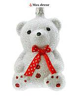 """Пластиковая формовая игрушка """"Медвежонок"""" (высота 10 см.)"""
