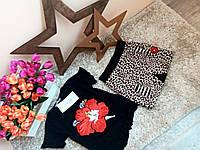 Шикарный костюм Оптом и в розницу Турция Little star  Leopard  5-13  лет , фото 1