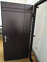 Двери 2000*900 с двумя мдф и замком Бордер (Border)