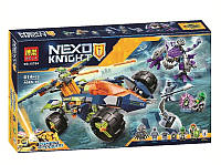 Конструктор Bela 10704 Нексо Найтс Вездеход Аарона 4x4 (аналог Lego Nexo Knights 70355)