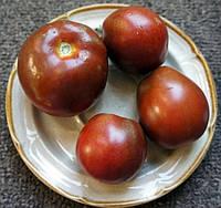 Томат Черная груша (black pear).