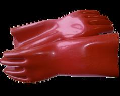 Перчатки диэлектрические бесшовные