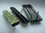 Фейдер 88мм b10k для пультов, контроллеров, фото 4