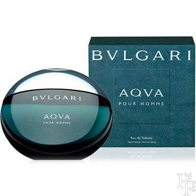 Мужская туалетная вода Bvlgari aqva pour homme 100ml, фото 2