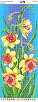 Пано Цветы ПМ 4005 полная зашивка