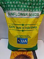 Семена подсолнечника БАРСА под Гранстар, Сумо.110-116 дней, Устойчив к шести расам заразихи A-F,  Стандарт,