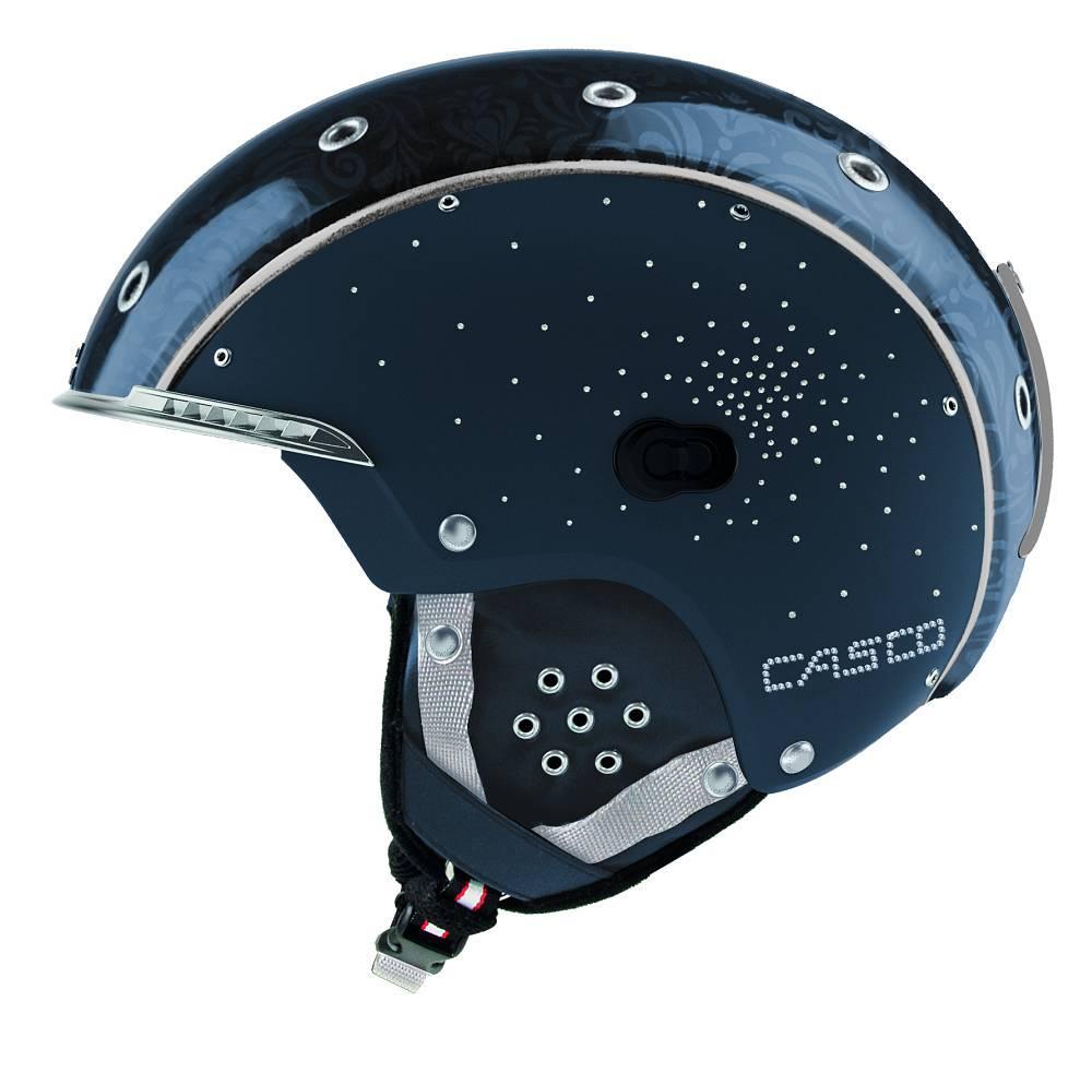 Горнолыжный шлем Casco SP-3 limited crystal navy (MD)