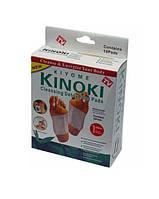 Пластыри для вывода токсинов KINOKI 10шт. FFM