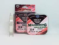 Леска Condor Megastrong Four Season 0.10mm 30m