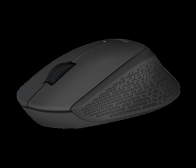 Мышь беспроводная Logitech M280 беспроводная Black USB (910-004287), м
