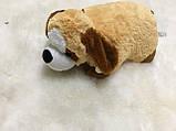 Подушка-игрушка пес спасатель большой, фото 3