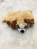 Подушка-игрушка пес спасатель большой, фото 4