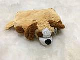 Подушка-игрушка пес спасатель большой, фото 5
