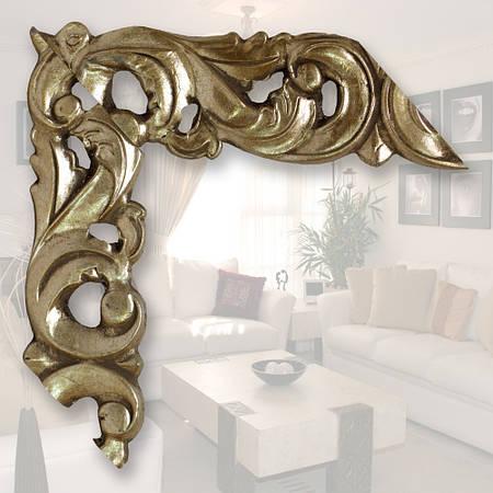 Зеркало в багетной раме