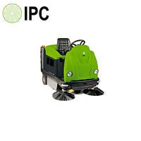 Аккумуляторная подметальная машина IPC Gansow 1202 E