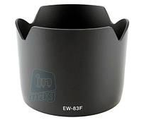 Бленда EW-83F для Canon EF 24-70mm f/2.8L USM.