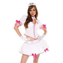 Наряд медсестры Nurse Eye Candy Sexy (ForPlay США), фото 3