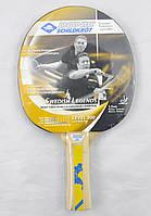 Ракетка для настільного тенісу DONIC (1шт) LEVEL 300 МТ-703204 SWEDISH  LEGENDS 2634f88ac66fc
