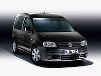 Накладки на панель Volkswagen Caddy (2004+)