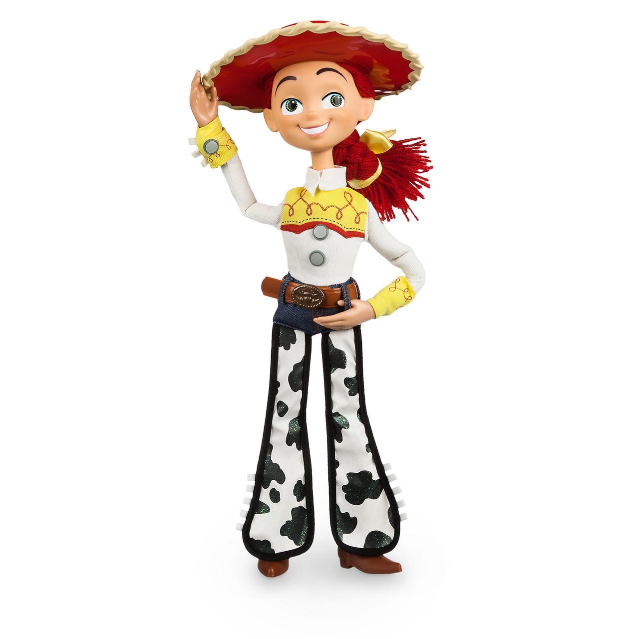 Интерактивная кукла ковбой Джесси из «Истории игрушек» Jessie Talking Figure - 15'' 38 см