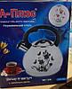 Чайник со свистком A-PLUS WK-1388, 3 л (индикатор нагрева), фото 4