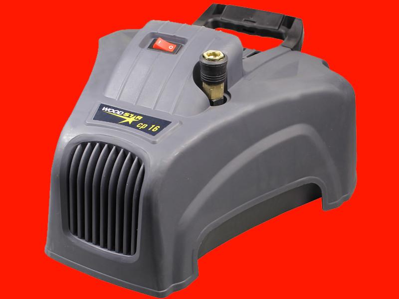 Поршневий компресор на 1 кВт, 8 бар Scheppach Woodstar CP 16