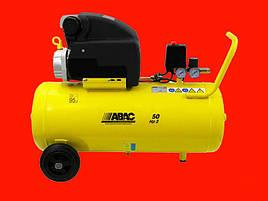 Безмасляный компрессор на 50 литров ABAC Monte Carlo B20