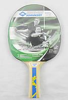 Ракетка для настільного тенісу DONIC (1шт) LEVEL 400 МТ-713204 SWEDISH LEGENDS