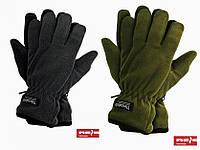 Зимние флисовые перчатки RTHINSULPOL, утепленные фирмы Reis Польша