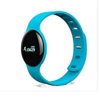 Смарт фитнес-браслет Makibes TLW08 голубой Bluetooth 4.0 пылевлагозащита IP66, фото 1