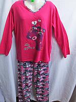 Женская пижама  (рМ-2XL) купить оптом
