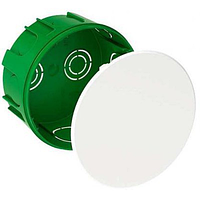 IMT35120 распределительная коробка круглая 70х40 зеленая Schneider Electric