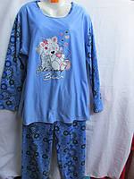 Женская пижама  (рМ-3XL) купить оптом