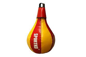 Груша боксерская каплевидная ПВХ 8кг ГП-1
