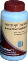 Амла порошок Amla Churna (powder), 100 г, Индия