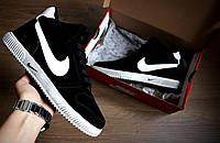 Зимние кроссовки мужские Nike Blazer Black
