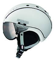 Горнолыжный шлем Casco SP-2 Snowball Visor white (MD)