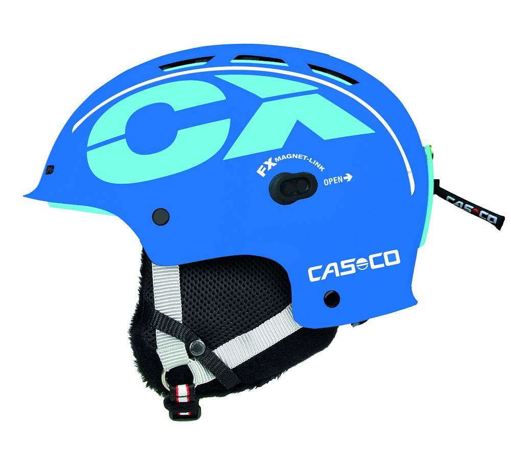 Горнолыжный шлем Casco cx-3-icecube (mystyle) blue (MD)