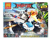 Конструктор Lele 31058 Ниндзяго Movie Танк (аналог Lego Ninjago)