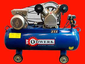 Ременной компрессор на 70 литров Odwerk TW-2270