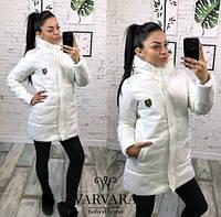 Куртка женская с капюшоном (плащевка на синтепоне 200 + качественная подкладка)