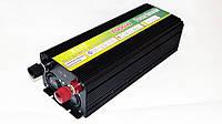 Инвертор преобразователь напряжения Power Inverter 7000W 12V в 220V, фото 2