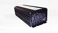 Инвертор преобразователь напряжения Power Inverter 7000W 12V в 220V, фото 3