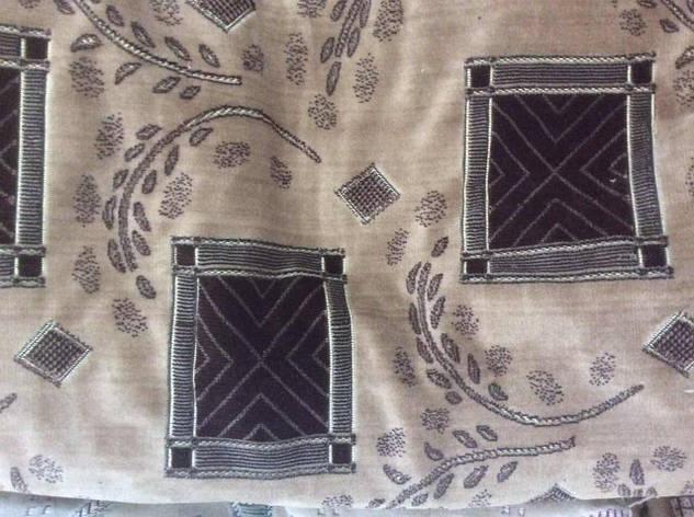 Квадрат комплект двуспальный из покрывал на диван и кресла, фото 2