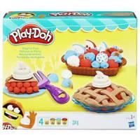 """Плей-Дох Игровой набор пластилина """"Ягодные тарталетки"""" Play-Doh (B3398"""